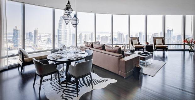 Як збити ціну на оренду елітної квартири?