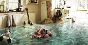 Що робити, якщо ви затопили сусідів