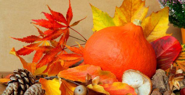 Як створити теплий осінній інтер'єр