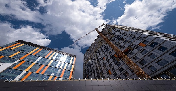 Рост жилищного строительства в Украине