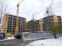 Строительство ЖК Атмосфера – Днепр, 20.04.2017