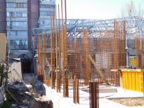 Строительство ЖК Виктори Холл – Днепр, 26.04.2017