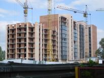Строительство ЖК River Park – Днепр, 10.05.2017