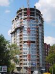 Строительство ЖК Чкаловский – Днепр, 31.05.2017