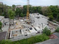 Строительство ЖК Дом на Титова – Днепр, 22.05.2017