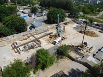 Строительство ЖК Sokolovsky – Днепр, 07.06.2017