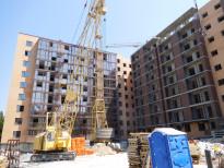 Строительство ЖК Атмосфера – Днепр, 08.06.2017