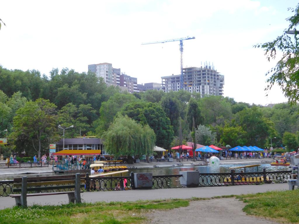 Строительство ЖК Баку – Днепр, 10.06.2017