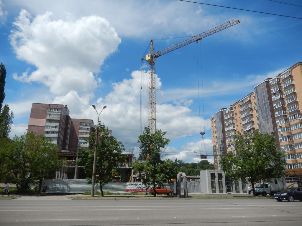 Строительство ЖК Victory Hall – Днепр, 02.06.2017