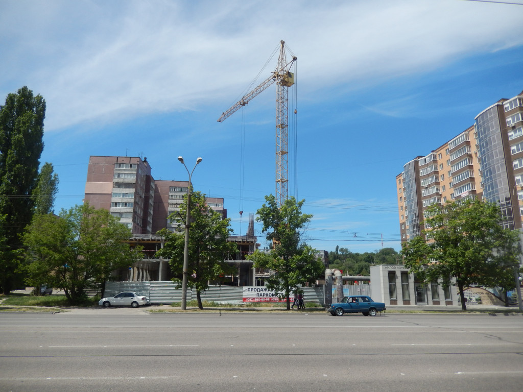 Строительство ЖК Victory Hall – Днепр, 06.06.2017