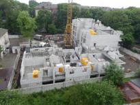 Строительство ЖК Дом на Тиова – Днепр, 13.06.2017