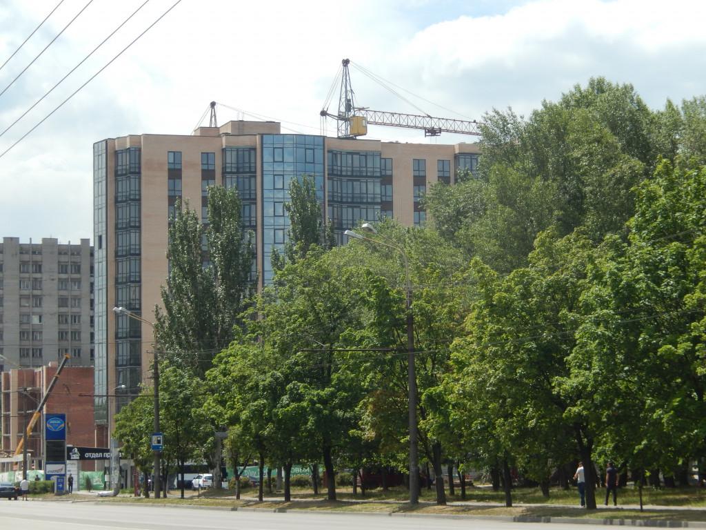 Строительство ЖК River Park – Днепр, 14.06.2017