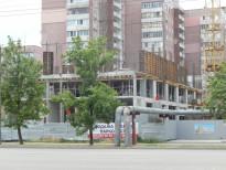 Строительство ЖК Victory Hall – Днепр, 14.06.2017