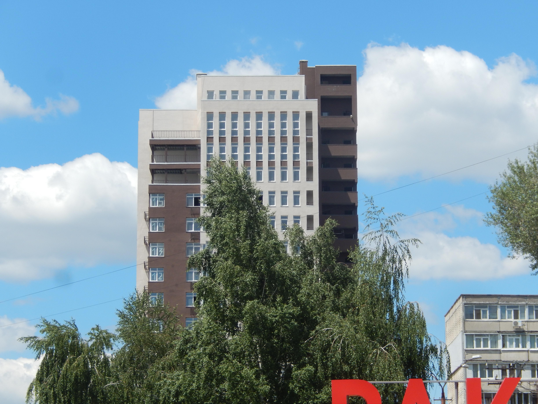 Строительство ЖК Воронцовский — Днепр, 16.06.2017