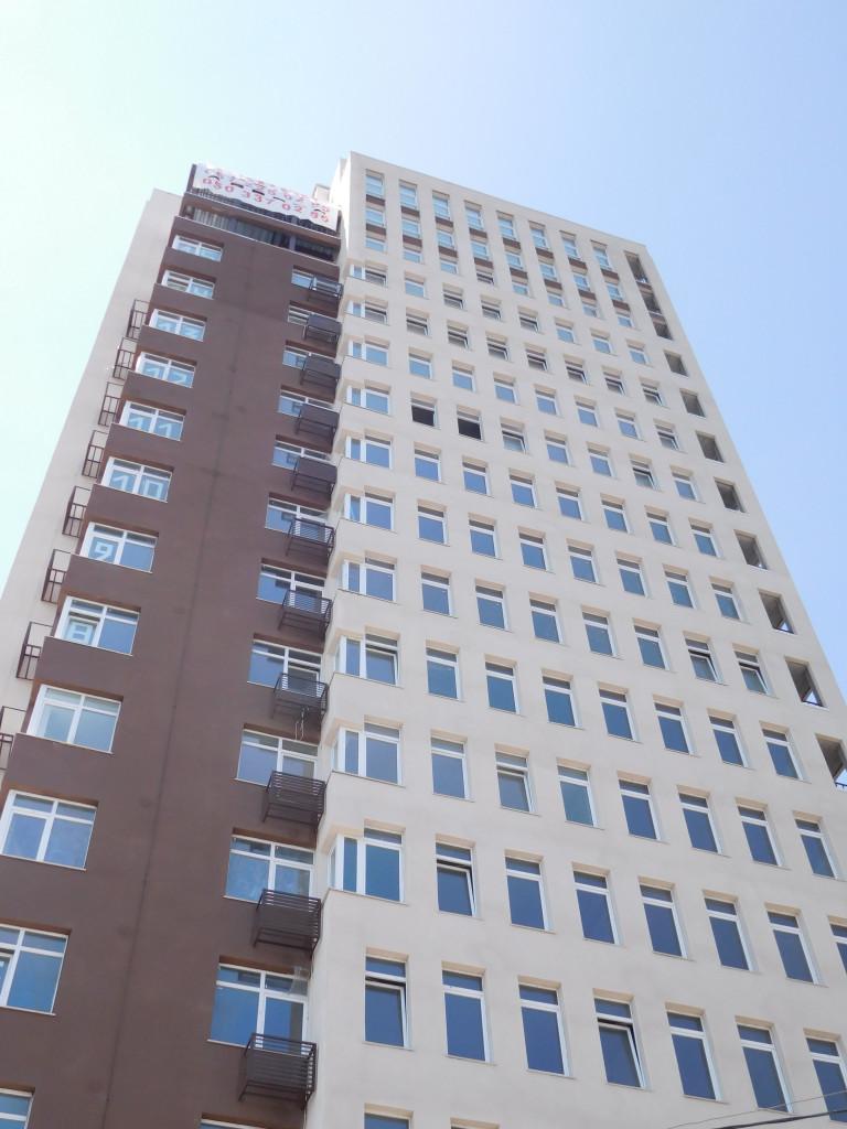 Строительство ЖК Воронцовский – Днепр, 27.06.2017