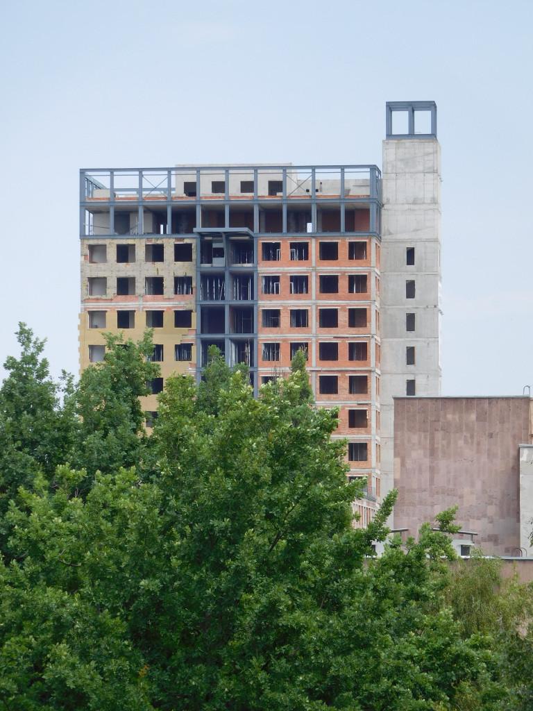 Строительство ЖК Дельмар Люкс – Днепр, 12.07.2017