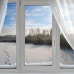 перевести окна в зимний режим
