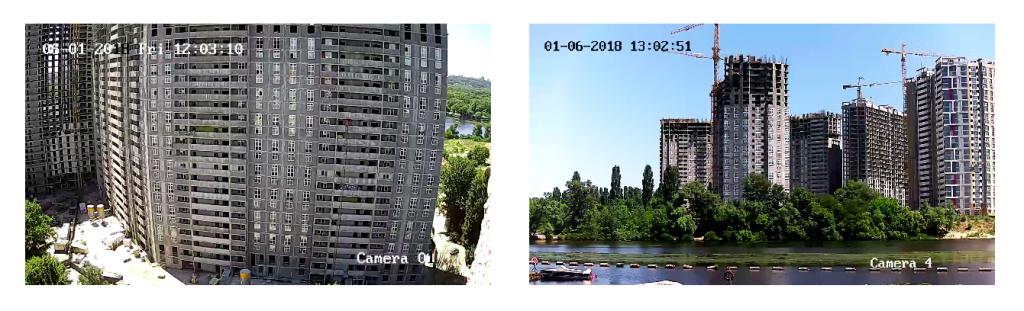 Ход строительтсва ЖК Русановская Гавань (веб камера)
