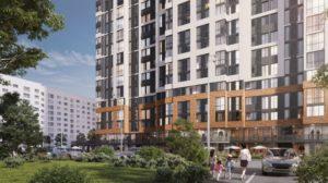Начаты продажи квартир в ЖК GENESIS (2-я секция)