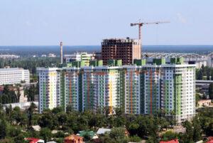 Ход строительства ЖК «Академ Парк» от Укрбуд (видео)