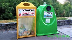 В Киеве появятся новые мусорные баки
